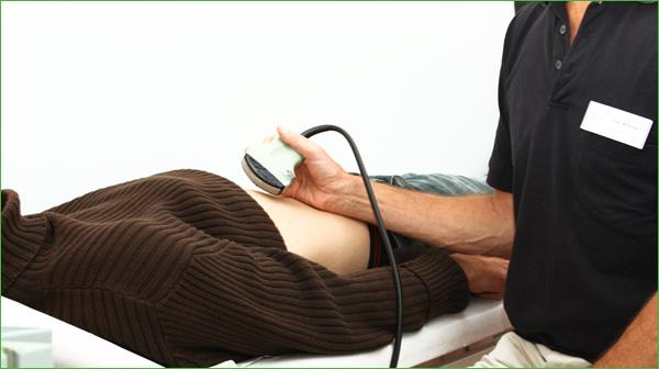 Arzt- Urologische Untersuchung im Männergesundheitszentrum Berlin