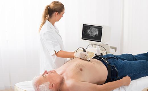 Urologin untersuchung Untersuchung bei